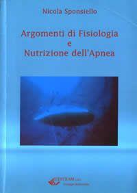 ARGOMENTI DI FISIOLOGIA E NUTRIZIONE DELL'APNEA